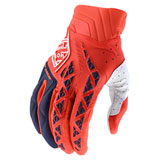Troy Lee SE Pro Gloves Orange