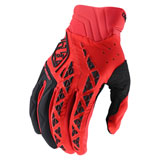 Troy Lee SE Pro Gloves Red