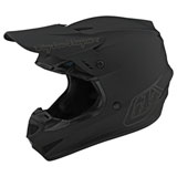 Troy Lee GP Mono Helmet Black