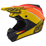 Troy Lee SE4 Beta MIPS Helmet 2019 Navy/Yellow