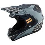 Troy Lee SE4 Flash Composite MIPS Helmet Grey/Silver