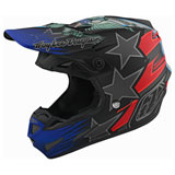 Troy Lee SE4 LTD Liberty Composite MIPS Helmet Black