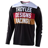 Troy Lee GP Continental Jersey Black