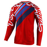Troy Lee SE Pro Air Seca 2.0 Jersey Red/Navy