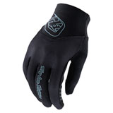 Troy Lee Women's Ace 2.0 Gloves Black