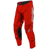 Troy Lee GP Mono Pant Red