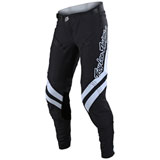 Troy Lee SE Ultra Factory Pant Black/White