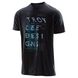 Troy Lee Cosmic Dawn T-Shirt Black
