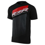 Troy Lee Polaris RZR T-Shirt Black
