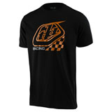 Troy Lee Precision 2.0 Checkers T-Shirt