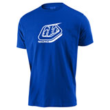 Troy Lee Racing Shield T-Shirt Blue