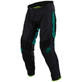 Troy Lee Youth GP Drift Pant Black/Turquoise