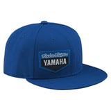 Troy Lee Yamaha Snapback Hat Blue