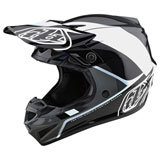 Troy Lee SE4 Beta MIPS Helmet Silver