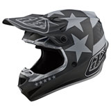 Troy Lee SE4 Freedom MIPS Helmet Black/Grey