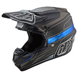 Troy Lee SE4 Speed Carbon MIPS Helmet Black/Grey