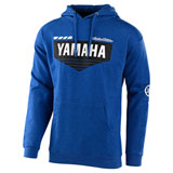 Troy Lee Yamaha Hooded Sweatshirt Royal Heather