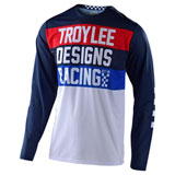 Troy Lee GP Air Continental Jersey Navy