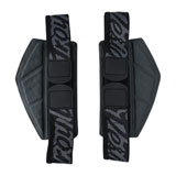 Troy Lee Rockfight Roost Deflector Replacement Shoulder Straps Black