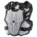 Troy Lee Rockfight Roost Deflector White