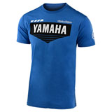 Troy Lee Yamaha T-Shirt Royal