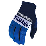 Troy Lee Youth GP Yamaha Gloves Navy