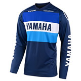 Troy Lee Youth GP Yamaha Jersey Navy