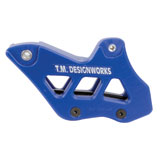 T.M. Designworks Factory Edition 2 Rear Chain Guide Blue