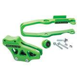 T.M. Designworks Chain Slide-N-Guide Kit Green