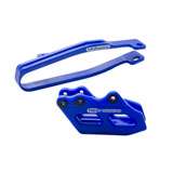 T.M. Designworks GP MX Slide and Glide Kit Blue