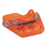 T.M. Designworks Factory Edition 1 Rear Chain Guide KTM Orange