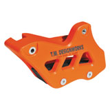 T.M. Designworks Factory Edition 2 Rear Chain Guide KTM Orange