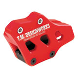 T.M. Designworks Factory Edition 2 Rear Chain Guide Red