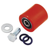 T.M. Designworks Smooth Chain Roller Red