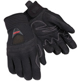 Tourmaster Airflow Motorcycle Gloves Black