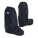 Tourmaster Deluxe Rain Boot Covers Black