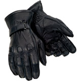 Tourmaster Deerskin Motorcycle Gloves