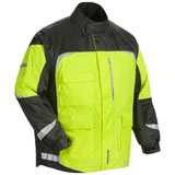 Tourmaster Sentinel 2.0 Rain Jacket Hi Vis Yellow/Black