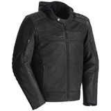 Tourmaster Blacktop Leather Jacket