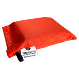Trailmaster Adventure Gear The Changing Mat Orange Pocket