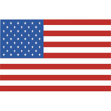 Tusk American Replacement Flag