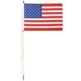Tusk American Flag without Bolt