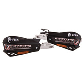 Tusk D-Flex Handguards with MX Shields and Turn Signals