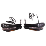 Tusk MX D-Flex MC Handguards with Turn Signals