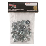 Tusk MC/ATV Nut Kit 36 Piece