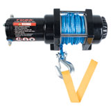 Tusk Winch With Synthetic Rope