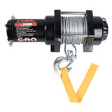 Tusk Winch With Wire Rope