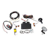 Tusk ATV Horn & Signal Kit with Recessed Signals