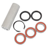 Tusk Impact Wheel Bearing and Seal Kit - Rear