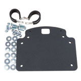 Motorcycle Accessories License Plate Frames and Accessories
